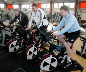 Image for link to Watt bike classes