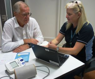 Image for link to Livewell NHS Health Checks for 40-74 year olds