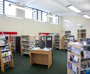 Image for link to Books and reading