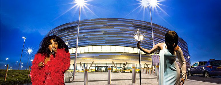 Magic of Motown and Whitney Queen of the Night at Derby Arena