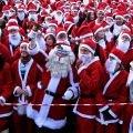 Derby Santa Run