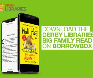 Image for link to The Big Family Read