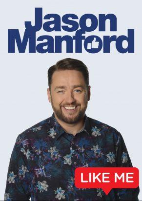 Image for Jason Manford - Like Me