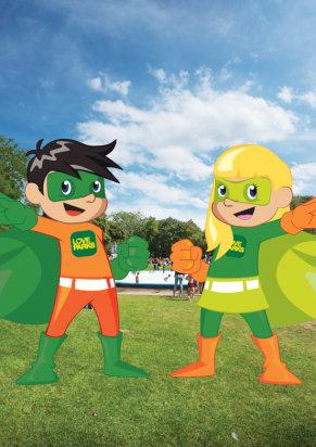Image for Superhero Picnic