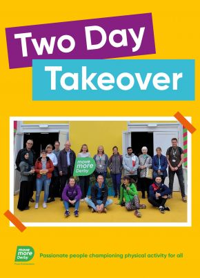 Image for Move More Derby Proud Ambassadors - Two day Takeover