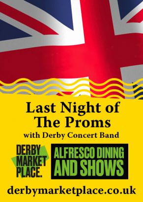 Image for Last Night of The Proms with Derby Concert Band