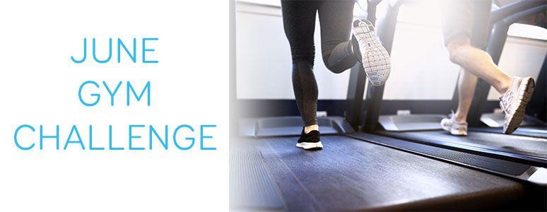 June Gym Challenge