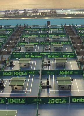 Image for Junior Table Tennis British League