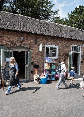 Image for Markeaton Craft Village & The Orangery