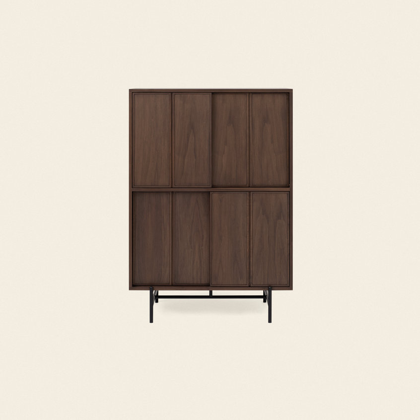 Image of Canvas Tall Cabinet