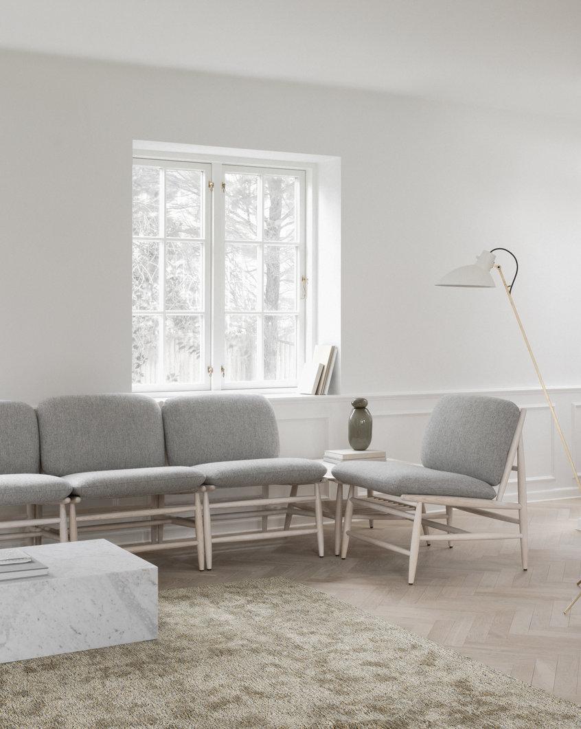 Lifestyle image of Von Chair
