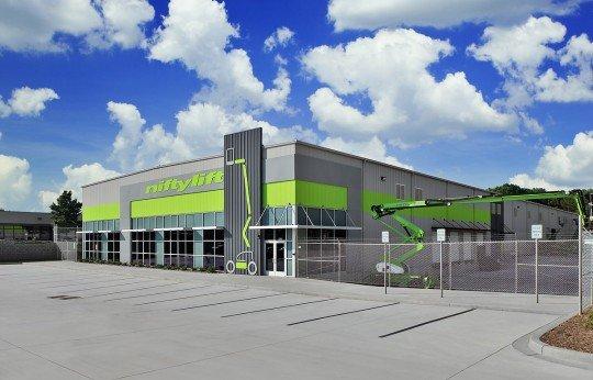 Niftylift Opens New Facility in the US