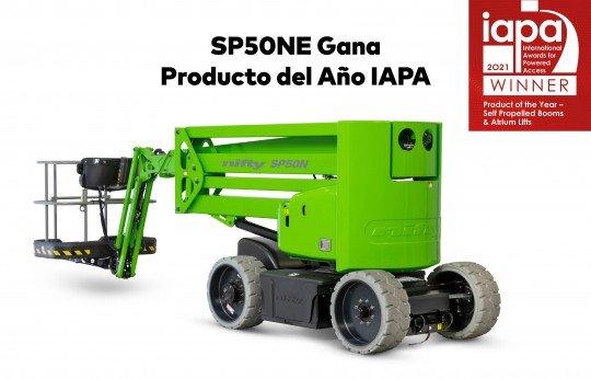 SP50NE Gana IAPA