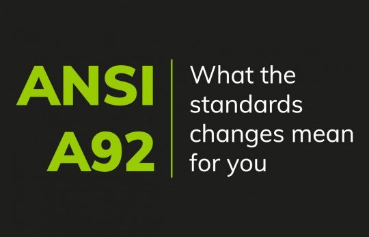 The New ANSI A92 & CSA B354 Standards
