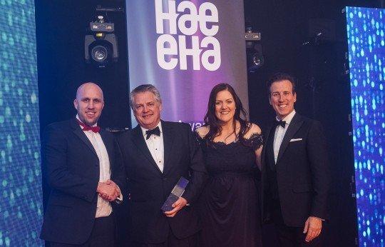 Zwei Siege für Niftylift bei den HAE Awards 2019
