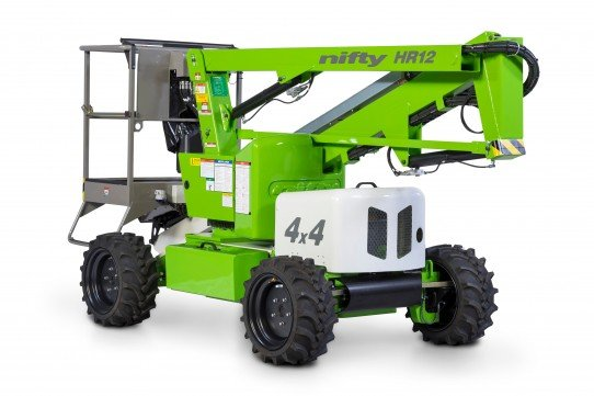HR12 4x4 | 12.2m