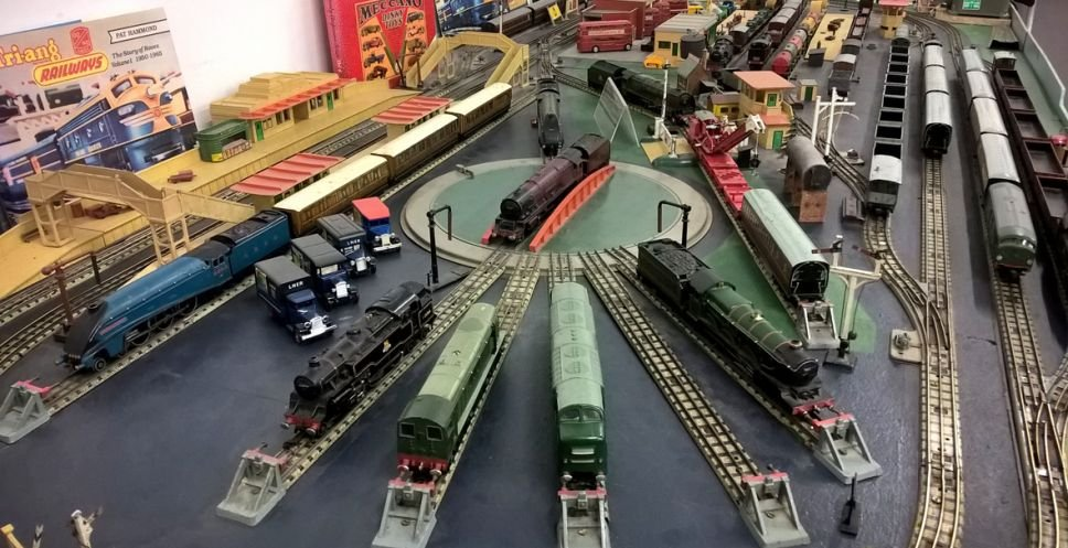 Gallery image for Famous Trains Model Railway