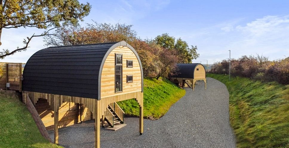 Gallery image for Park Hall Pods