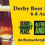 5. Drink real ale at the Derby Beer Festival