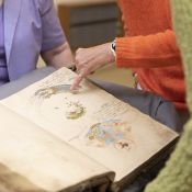 7. Break free from Royal Crown Derby's Museum Escape Rooms