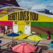 3. Dine & enjoy some great entertainment at Derby Market Place