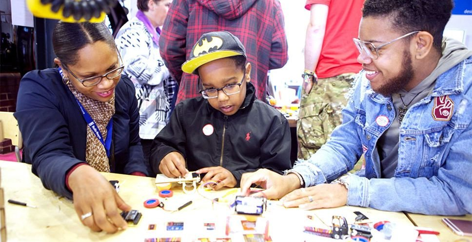 Gallery image for Assemble: Derby's Festival of Making