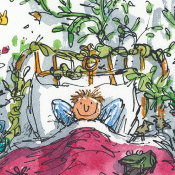 8. Visit the Quentin Blake & John Yeoman Exhibition at Derby Museum