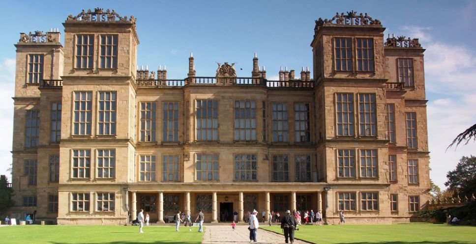 Gallery image for Hardwick Hall