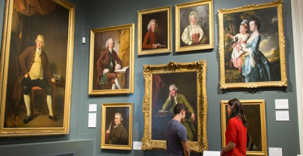 Visit England Diana Jarvis Derby Museum and Art Gallery