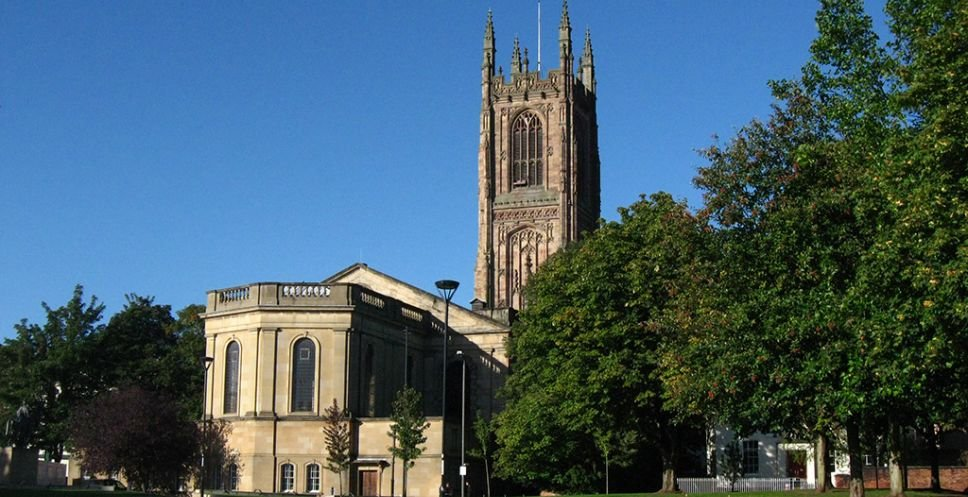 Gallery image for Derby Cathedral Tours