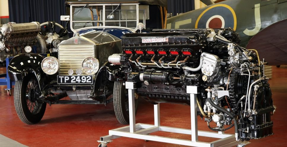 Gallery image for Rolls-Royce Heritage Tours