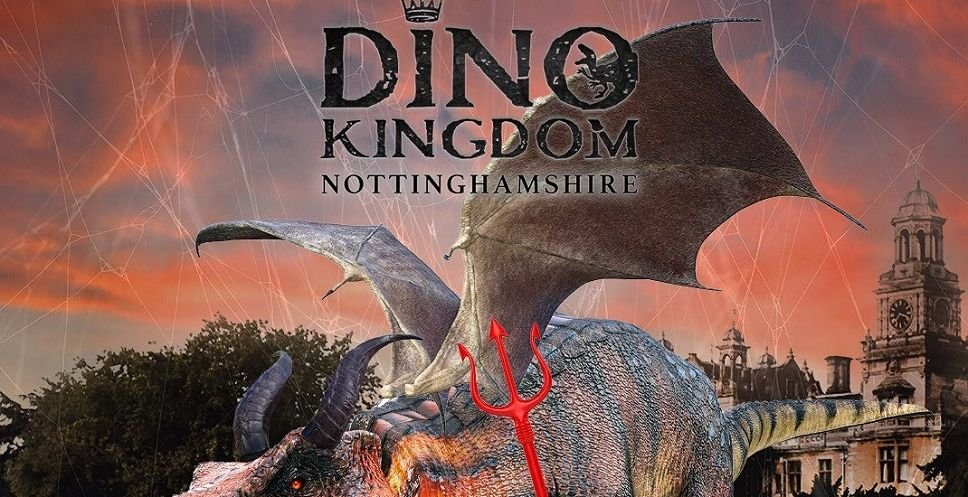 Gallery image for Dino Kingdom - Halloween Special Night