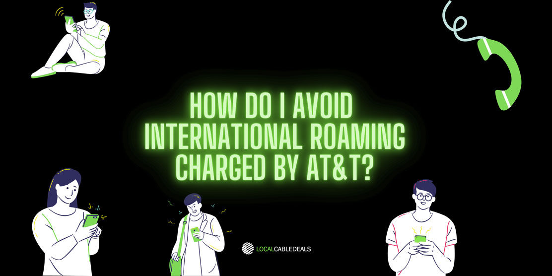 avoid International roaming