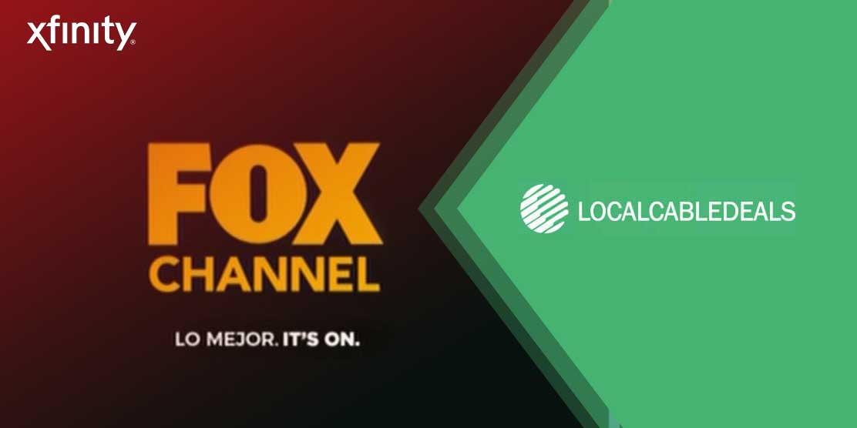 what channel is fox on Xfinity