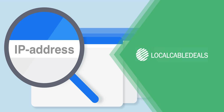 how to change ip address