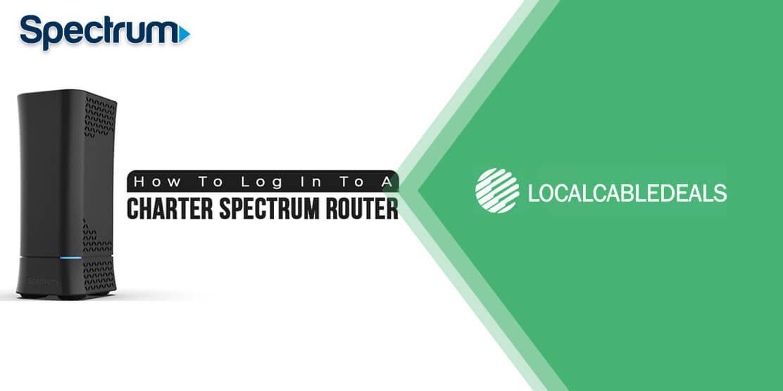 Login Spectrum Router