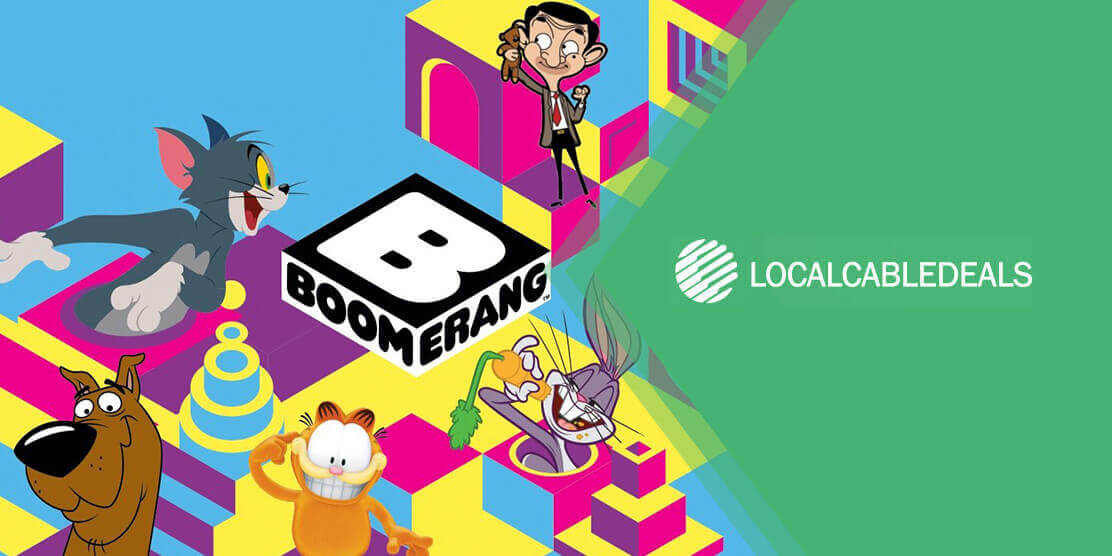 What Channel is Boomerang on Spectrum