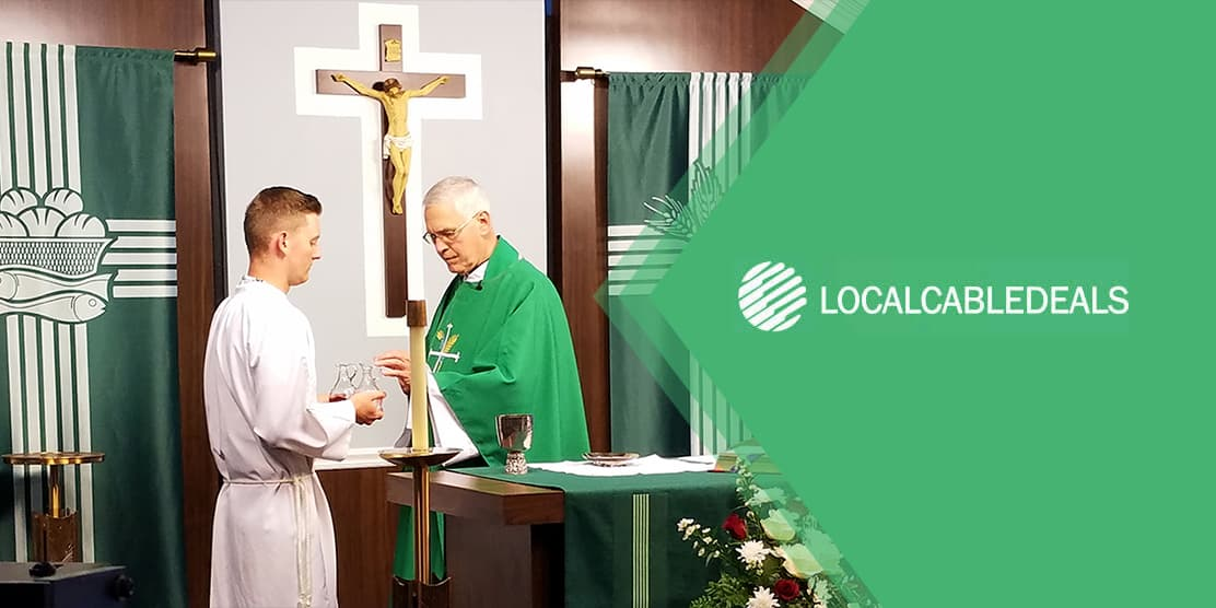What Channel is Catholic Mass on Spectrum