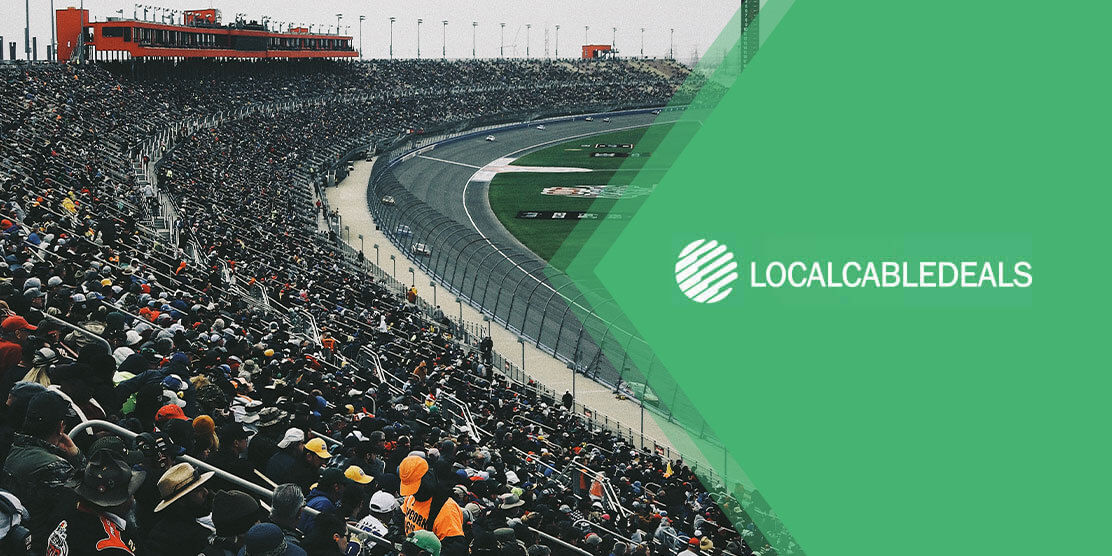 what channel is nascar on spectrum