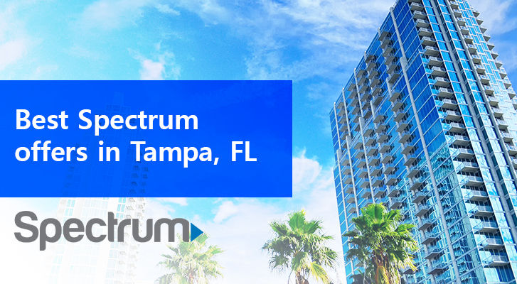 Best Spectrum Offers İn Tampa Fl
