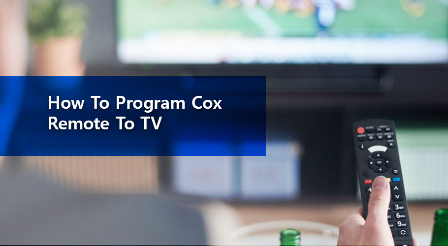 How To Program Cox Remote To Tv