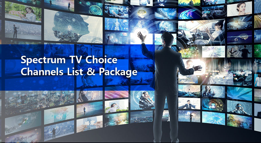 Spectrum Tv Choice Channels List Package