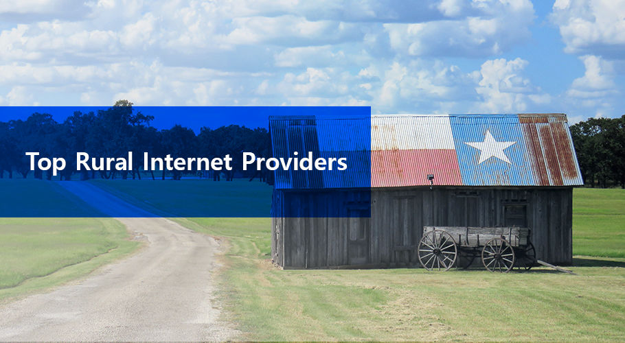Top Rural Internet Providers