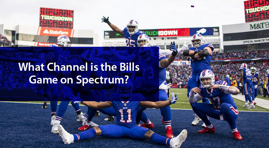 What Channel is the Bills Game on Spectrum?