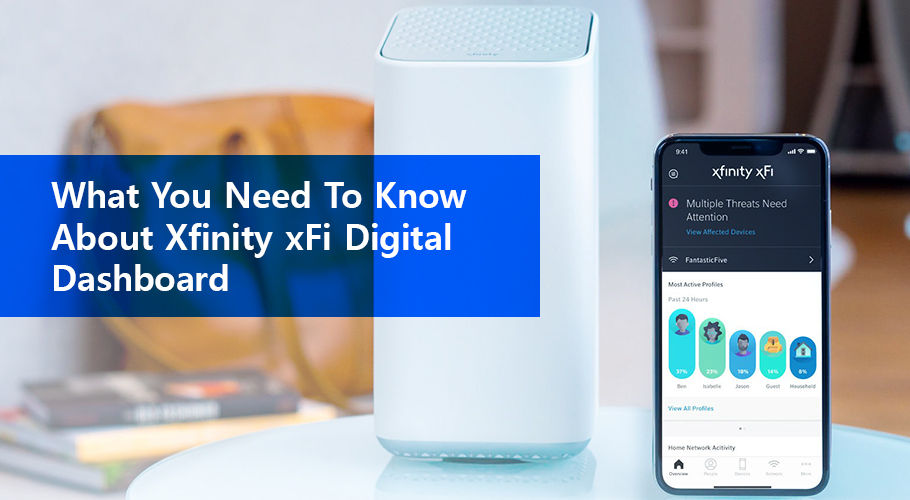 What You Need To Know About Xfinity Xfi Digital Dashboard