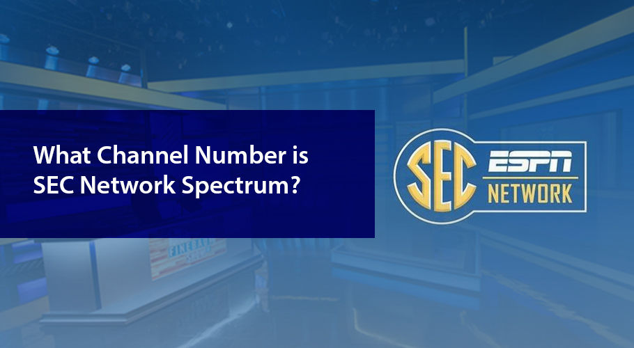 What Channel Number Is Sec Network Spectrum