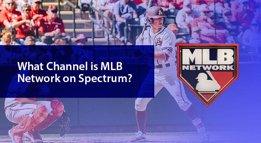 What Channel İs Mlb Network On Spectrum