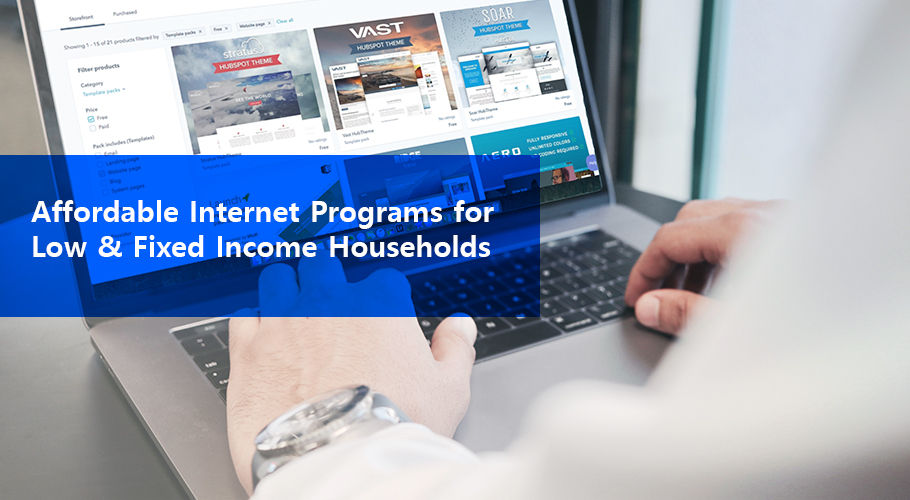 Affordable Internet Programs For Low Fixed Income Households