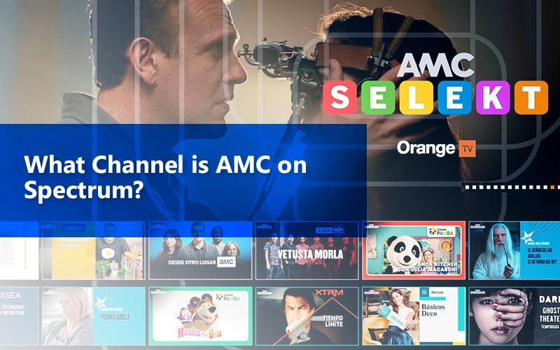 Amc On Spectrum