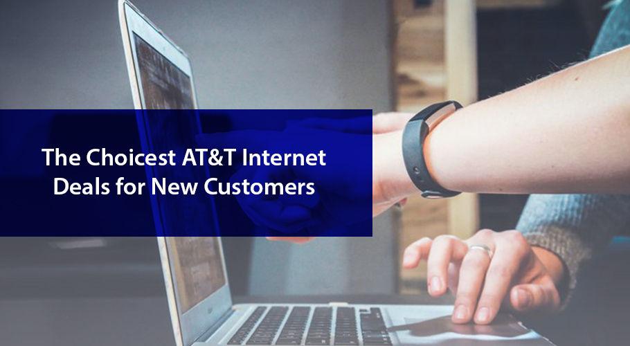 Att İnternet Deals For New Customers